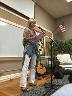 Charlotte Lit cofounder Kathie Collins