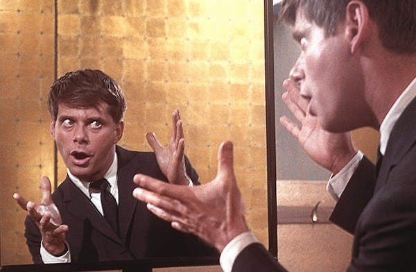 Robert Morse in How to Succeed in Business Without Really Trying (Photo: Twilight Time)