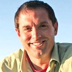 Non-politician Ken Buck of south Charlotte.