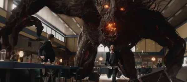 Lewis MacDougall in A Monster Calls (Photo: Universal & Focus)