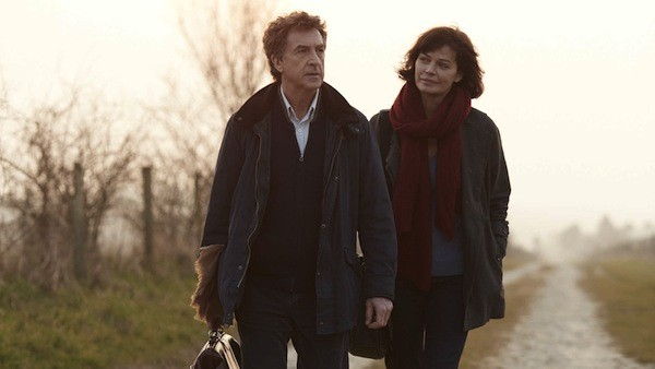 François Cluzet and Marianne Denicourt in The Country Doctor (Photo: Distrib Films)