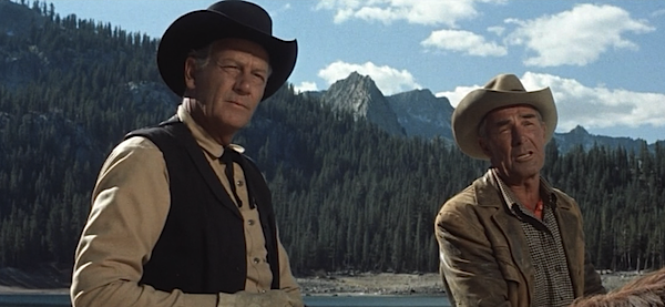 Joel McCrea and Randolph Scott in Ride the High Country (Photo: Warner)
