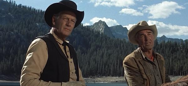 Joel McCrea and Randolph Scott in Ride the High Country (Photo: Warner)