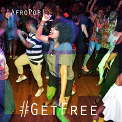 AfroPop event courtesy of AfroPop
