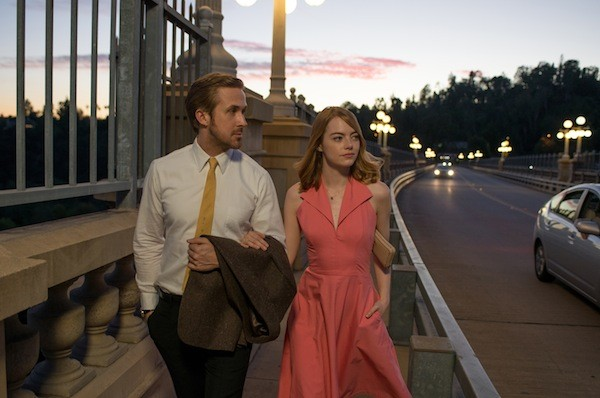 Ryan Gosling and Emma Stone in La La Land (Photo: Summit)
