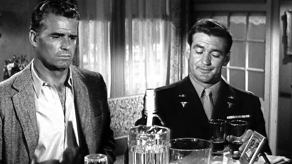 James Garner and Rod Taylor in 36 Hours (Photo: Warner)