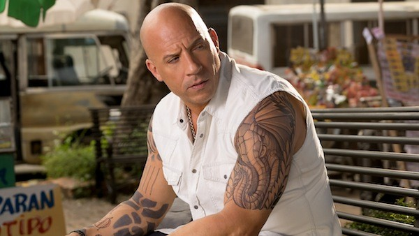 Vin Diesel in xXx: Return of Xander Cage (Photo: xx)