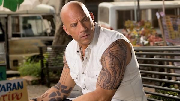 Vin Diesel in xXx: Return of Xander Cage (Photo: xx)