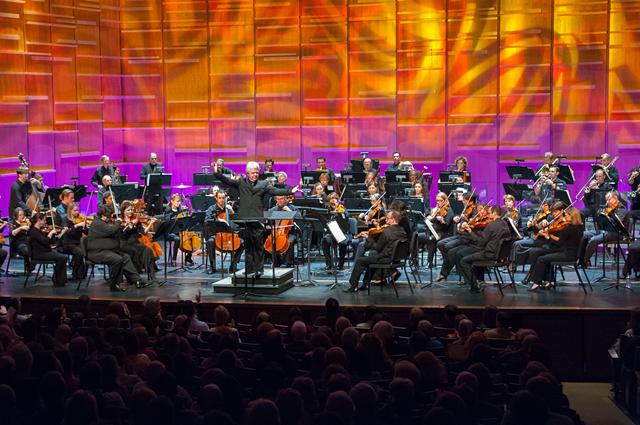The Charlotte Symphony Orchestra