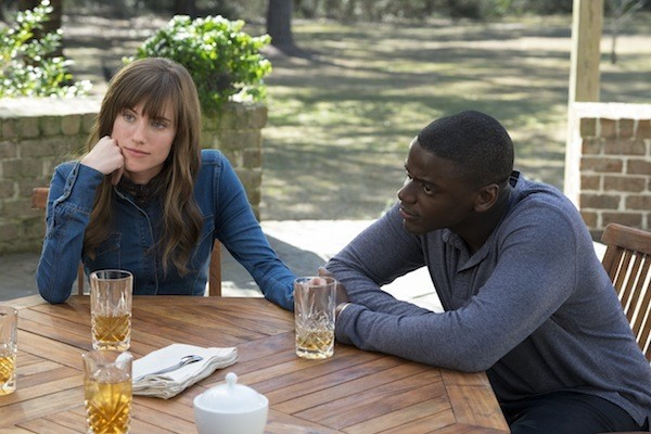 Allison Williams and Daniel Kaluuya in Get Out (Photo: Universal)