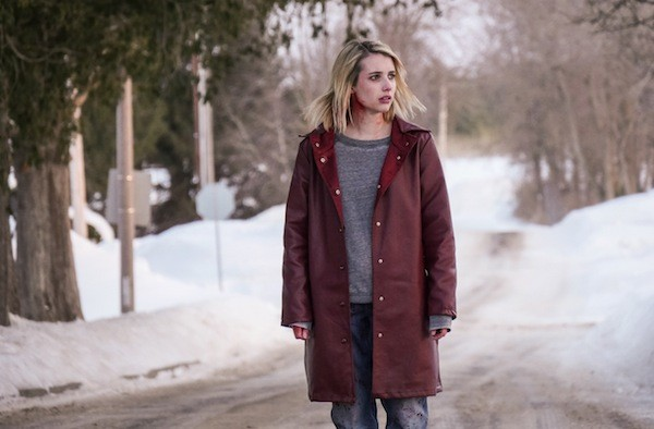 Emma Roberts in The Blackcoat's Daughter (Photo: Lionsgate & A24)