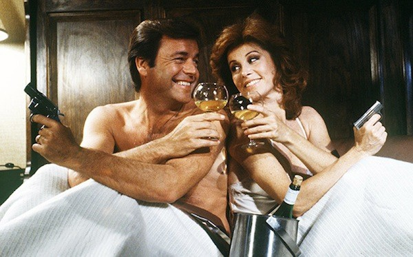 Robert Wagner and Stefanie Powers in Hart to Hart (Photo: Shout! Factory)