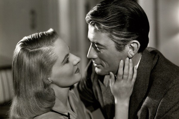 Ann Todd and Gregory Peck in The Paradine Case (Photo: Kino)