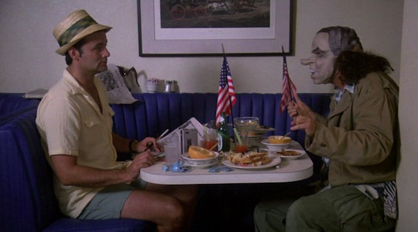 Bill Murray and Peter Boyle in Where the Buffalo Roam (Photo: Shout! Factory)