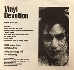 Vinyl Devotion EP (1992)