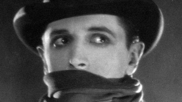 Ivor Novello in The Lodger: A Story of the London Fog (Photo: Criterion)