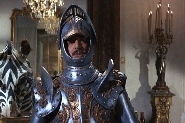 Peter Sellers in The Pink Panther (Photo: Shout! Factory & MGM)
