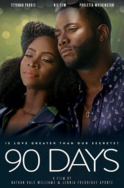 Don't miss '90 Days.'