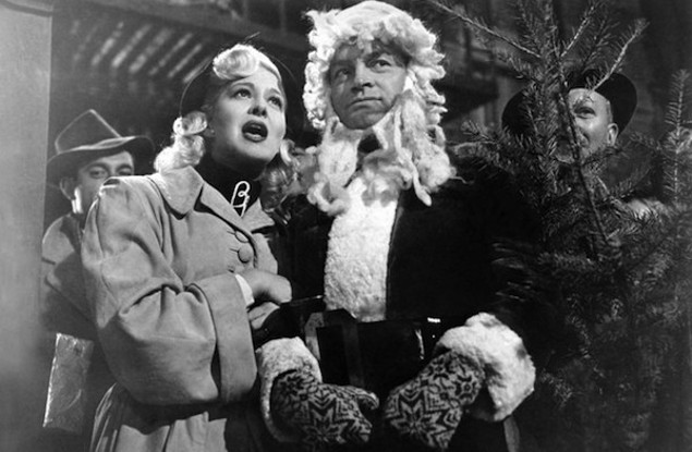 Marilyn Maxwell and Bob Hope in The Lemon Drop Kid (Photo: Kino)
