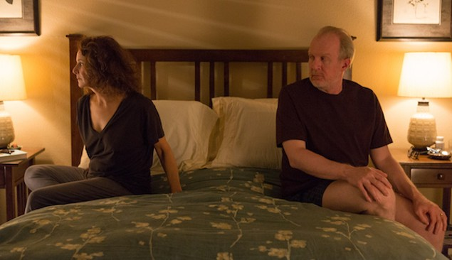 Debra Winger and Tracy Letts in The Lovers (Photo: A24 & Lionsgate)
