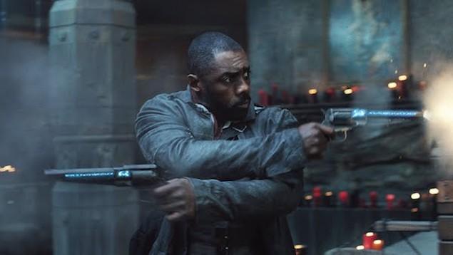 Idris Elba in The Dark Tower (Photo: Columbia)