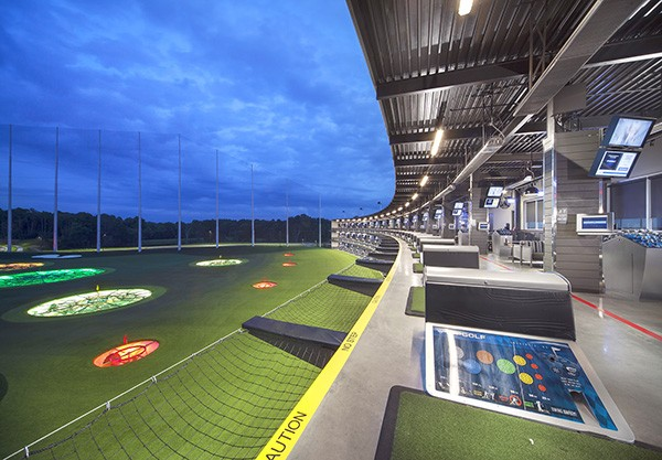 Prices range from $25 to $45 an hour to hit an unlimited amount of balls, depending on the time of the day.