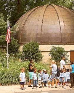 Charlotte A. Kelly Planetarium