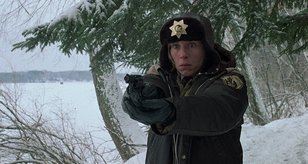 Frances McDormand in Fargo (Photo: Shout! Factory & MGM)