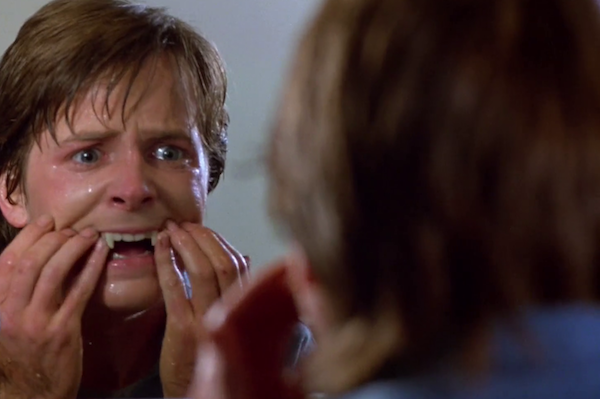 Michael J. Fox in Teen Wolf (Photo: Shout! Factory & MGM)