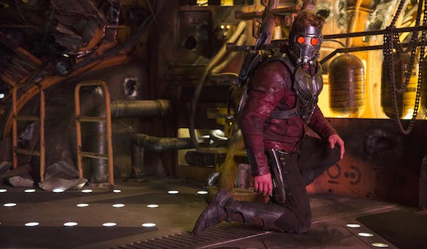 Chris Pratt in Guardians of the Galaxy Vol. 2 (Photo: Marvel)
