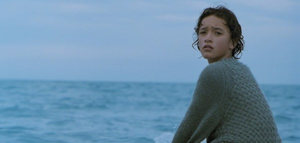 Keisha Castle-Hughes in Whale Rider (Photo: Shout! Factory)