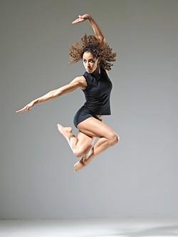 Dancer Dominique Willis.