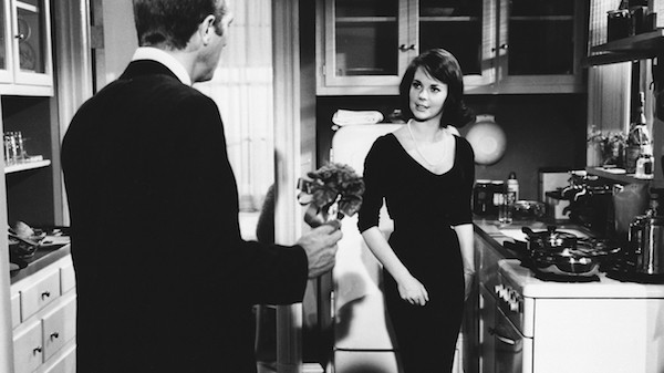 Steve McQueen and Natalie Wood in Love with the Proper Stranger (Photo: Kino)