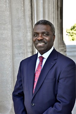 """Clarence D. """"Clay"""" Armbrister."""