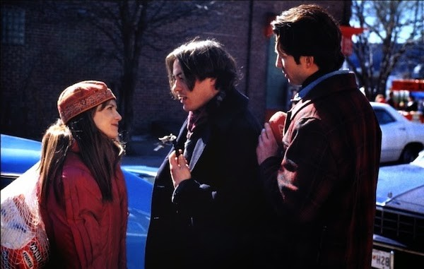 Holly Hunter, Robert Downey Jr. and Dylan McDermott in Home for the Holidays (Photo: Shout! Factory & MGM)