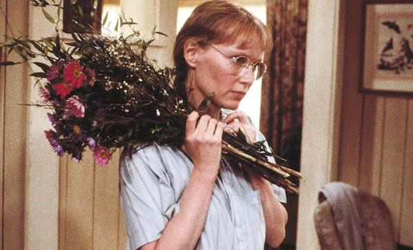 Mia Farrow in September (Photo: Twilight Time)