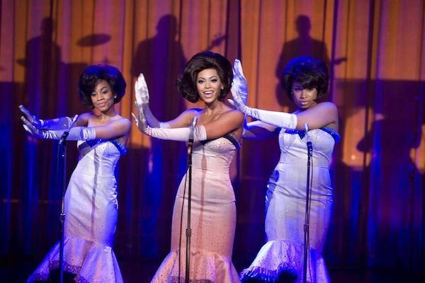 Anika Noni Rose, Beyoncé Knowles and Jennifer Hudson in Dreamgirls (Photo: Paramount)