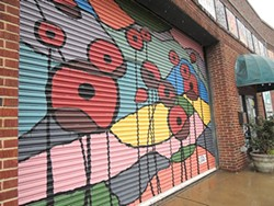 Charlotte Art League will be closing its doors in January 2018. (Photo by Ryan Pitkin)