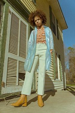 "Kevin ""Mercury"" Carter (Photo by Preston Norales)"