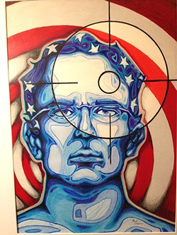 Mark Doepker's 'The Aim of Ignorance'