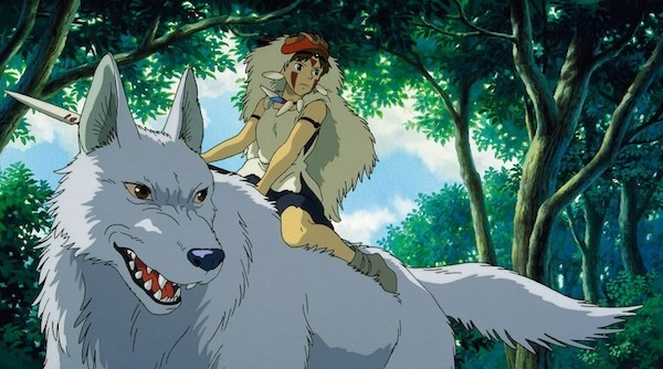 Princess Mononoke (Photo: Studio Ghibli, GKIDS & Shout! Factory)