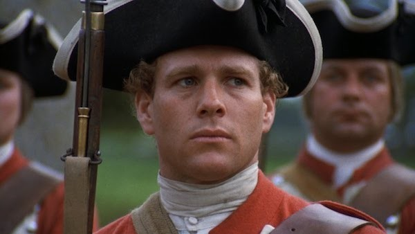Ryan O'Neal in Barry Lyndon (Photo: Criterion)
