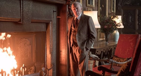 Christopher Plummer in All the Money in the World (Photo: Sony)