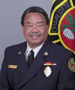 CFD Chief Pete Key.