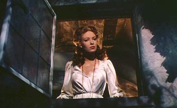 Linda Darnell in Forever Amber (Photo: Twilight Time)