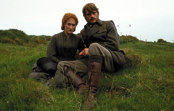 Meryl Streep and Jeremy Irons in The French Lieutenant's Woman (Photo: MGM)
