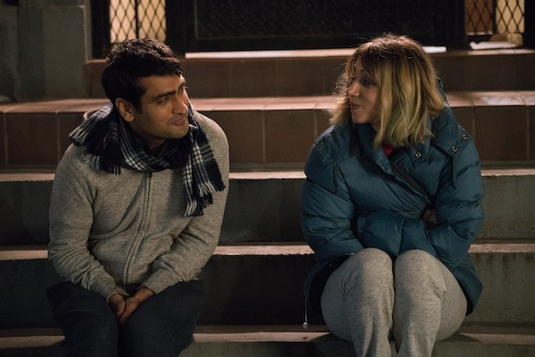 Kumail Nanjiani and Zoe Kazan in The Big Sick (Photo: Lionsgate)