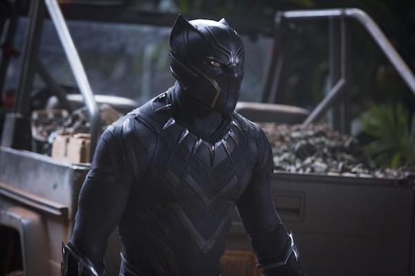 Chadwick Boseman in Black Panther (Photo: Disney/Marvel)