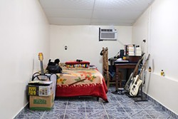 Pedro's room.