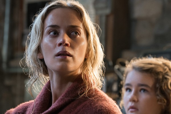 Emily Blunt and Millicent Simmonds in A Quiet Place (Photo: Paramount)